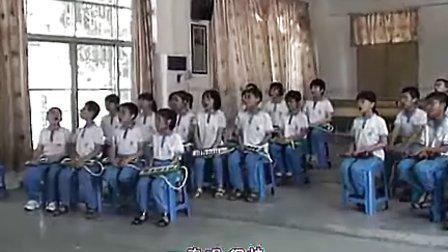田野在召唤(小学音乐优质课课堂实录视频专辑专辑)