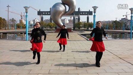 丰城刘家广场舞火火中国风
