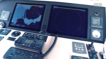 NauticExpo-Winning Trawler at Nautic Paris 2012