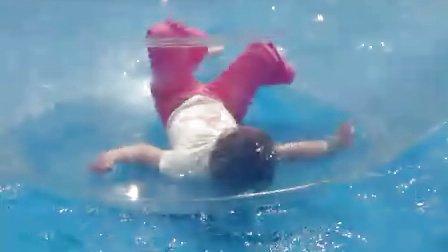 奥运福娃乐园水球
