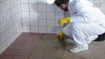 瓦克VINNAPAS®威耐实®可再分散乳胶粉应用于瓷砖胶