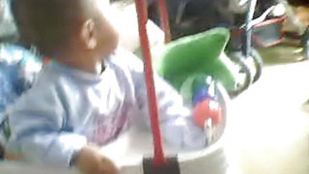 宝宝7个月视频