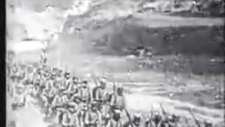 太平洋战争全程纪录-001 旅顺口 日俄战争