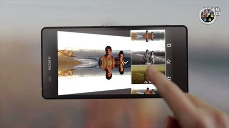 Xperia Z2 - Creative Effects - Enhance your photos