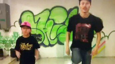 上海Zoffy大饼Hiphop基本功02 tone wop