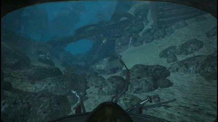 PS3使命召唤10幽灵 娱乐流程第九期 我就喜欢狗