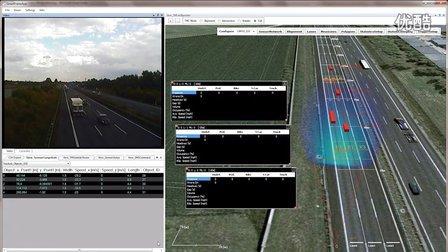 smartmicro交通雷达: 计数和等级