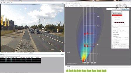 交通雷达速度触发器