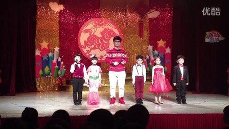 温八幼艺术园区2014年迎新春艺术成果汇报演出
