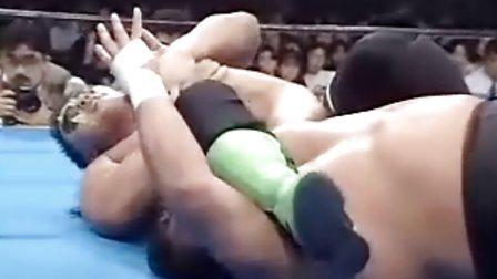 1993.12.13 新日本摔角 橋本真也 vs 威力勇士(IWGP)