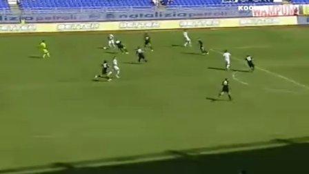 [意甲精华]08-09赛季第2轮:拉齐奥2-0桑普多利亚(SKY)