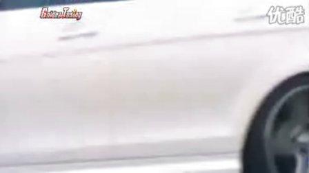 宝马M3与奔驰C63 AMG极限PK赛