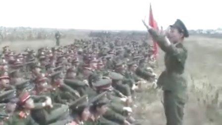 西电军训-野营拉练