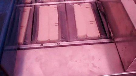 康贝特食品包装机械的包装机:现场使用
