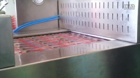 康贝特食品包装机械的包装机:无锡金姥姥现场使用