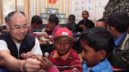 关注饥饿儿童 点亮希望
