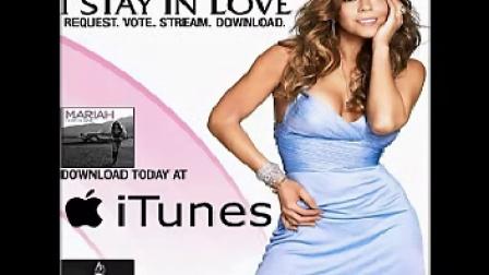 [官混]Mariah Carey  Ft  Brian——I Stay In Love(Remix)