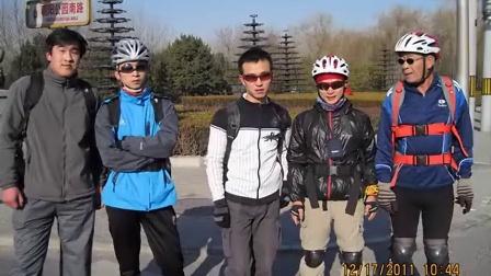 2011_12_17轮滑刷北京四环花絮