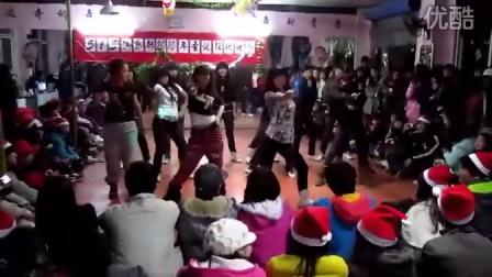 515热舞健身俱乐部黄家湖教学点2010年圣诞晚会