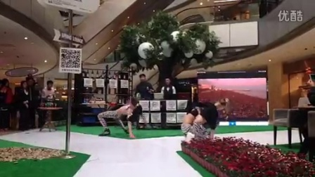 《乌克兰舞蹈队》 在 重庆  龙湖、北城天街  活动资料2。