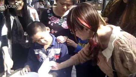 11中文1班团支部第二团小组活动视频