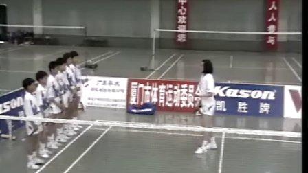 肖杰羽毛球教学09(步法基本概念)