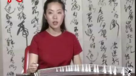 盛秧教古筝