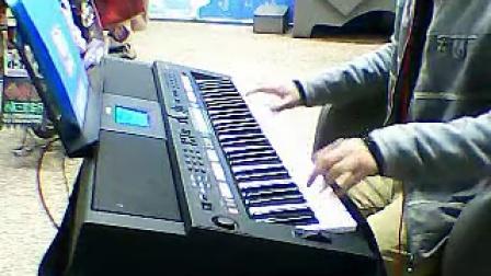 YAMAHA 电子琴演奏 天使的翅膀