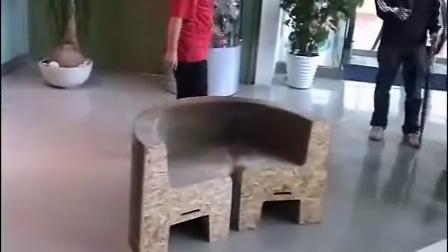 超强的椅子,世界奇观啊