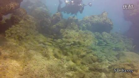 虎鲸OrcaTorch D500潜水手电评测--台湾多乐潜水---垦丁