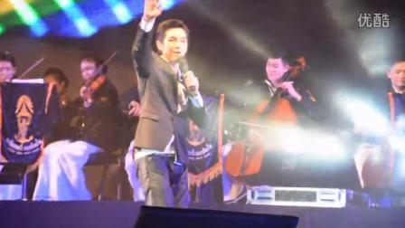 2014年泰国电视三台演唱会10周年巡演เชื่อฉัน Noom Sornram