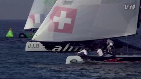2014年极限帆船赛阿曼站浪潮马斯喀特队强势夺冠