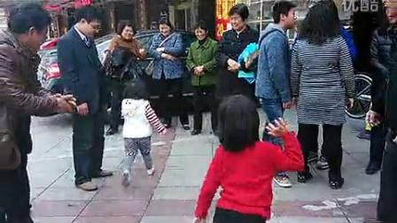 宝宝姐姐跳舞20140322
