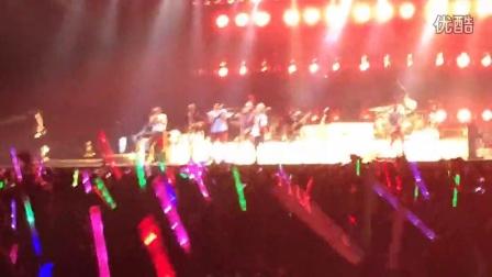 Bruno Mars 上海演唱会 runaway baby