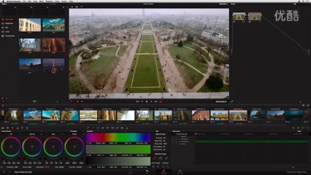 DaVinci Resolve 11调色软件教程-视频调色新功能介绍