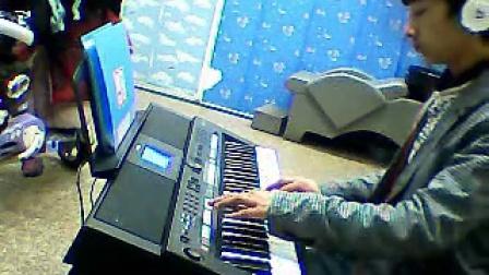 YAMAHA电子琴演奏 红尘情歌