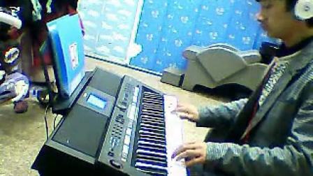 YAMAHA电子琴演奏 为爱痴狂