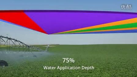 美国维蒙特(Valley)灌溉Variable Rate Irrigation (VRI)系统