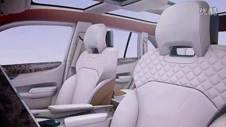 Bentley 宾利发布EXP 9 F 概念车