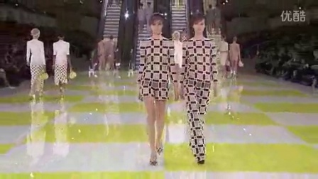 Louis Vuitton 2013春夏巴黎时装秀