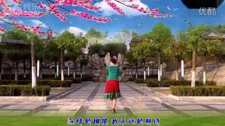 纯艺广场舞 爱从草原来(背面演示及分解)
