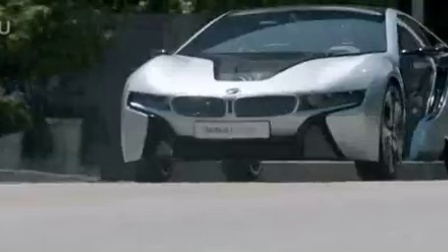 宝马BMW i8 混合动力概念跑车