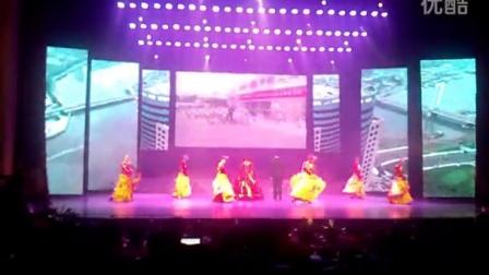 祝福祖国--逸夫剧院伴舞
