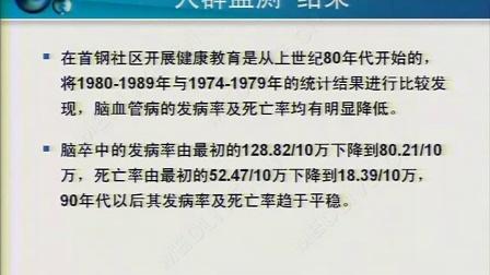 王健松:北京大学首钢医院社区高血压管理工作经验