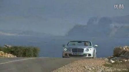 Bentley Continental GTC 敞篷轿跑车