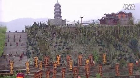 都江堰2014年4月5日放水节2