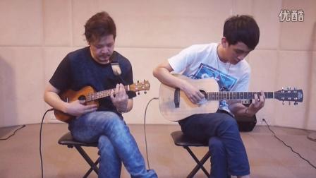 鄧麗君_月亮代表我的心_吉他+烏克麗麗(強尼小子尤克里里小教室)