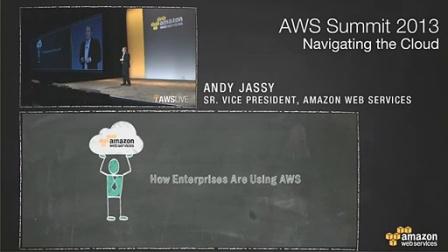 2013 AWS Summit Keynote -- San Francisco