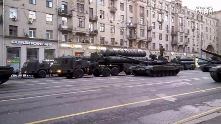 2014胜利节莫斯科阅兵彩排(1)