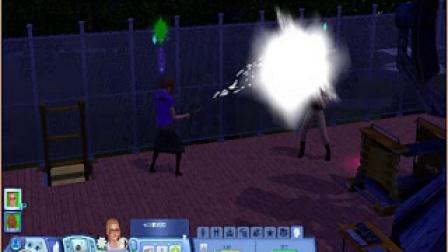 模拟人生3 巫师决斗